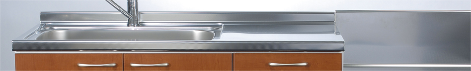 ニッサンハロー 流し台 舟型シンク 奥行600mm NISSAN-HELLO 間口900mm 業務用 FS-9060 板金タイプ オールステンレス 高さ800mm